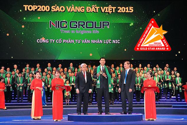 Sao vàng đất Việt 2015